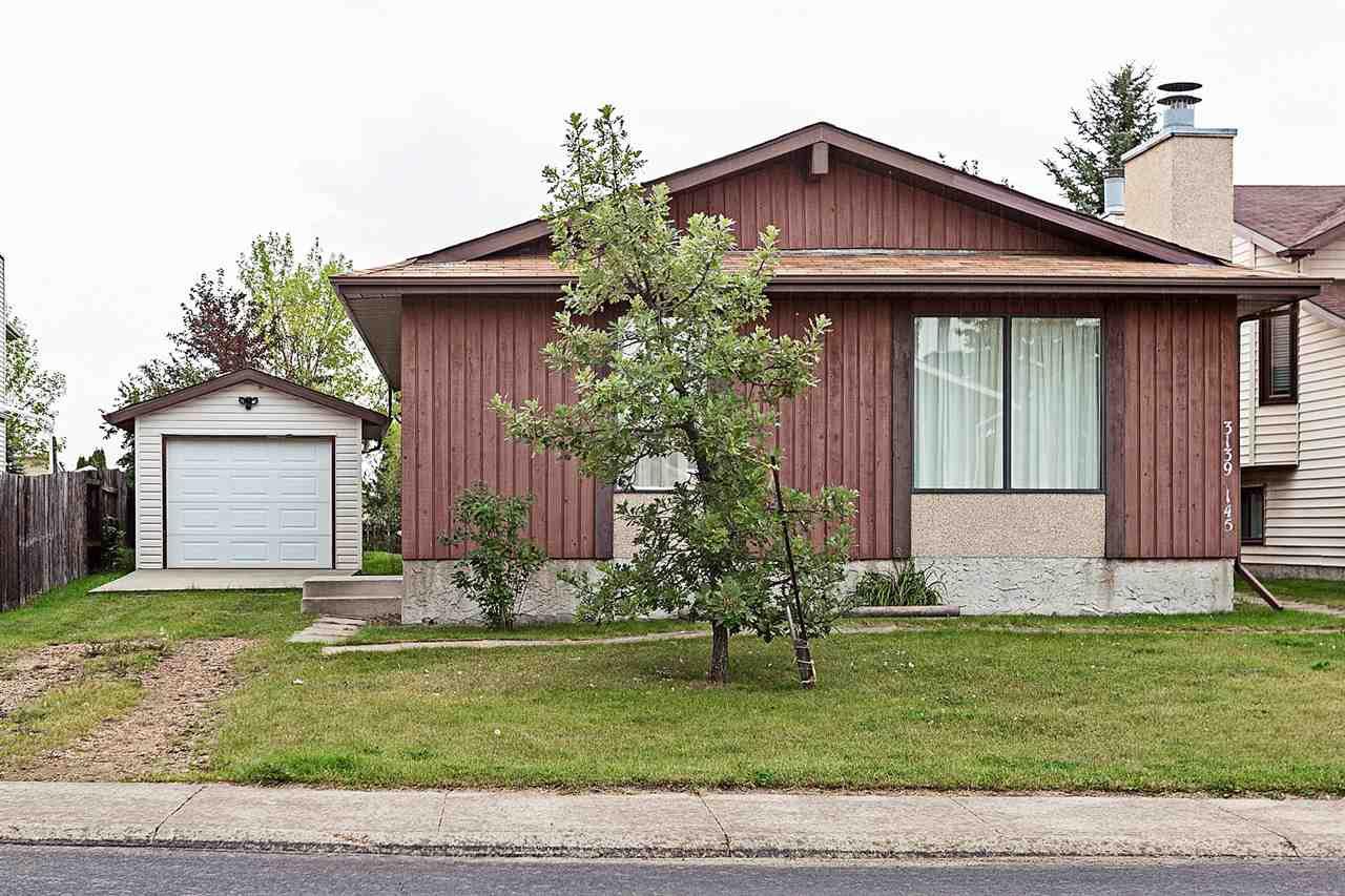Main Photo: 3139 145 AV NW in Edmonton: Zone 35 House for sale : MLS®# E4137272