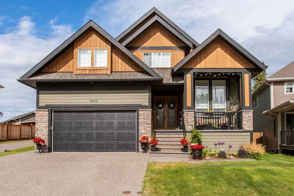Main Photo: 2662 MAURICE DRIVE in : Charella/Starlane House for sale : MLS®# R2253695