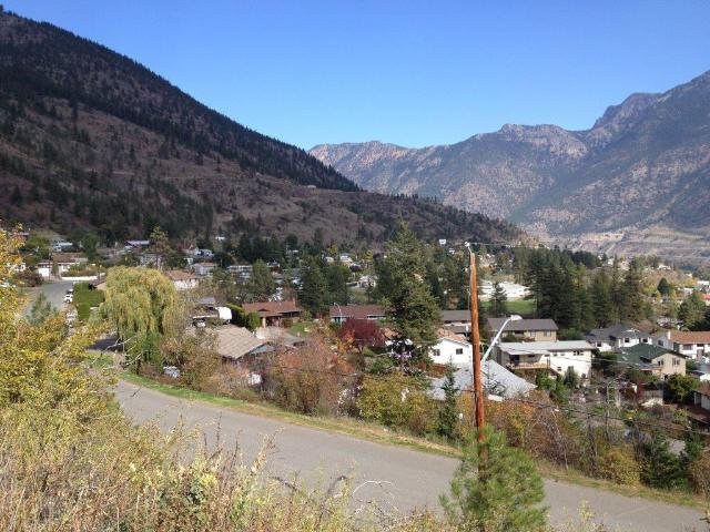 Main Photo: 825 COLUMBIA STREET: Lillooet Lots/Acreage for sale (South West)  : MLS®# 153542