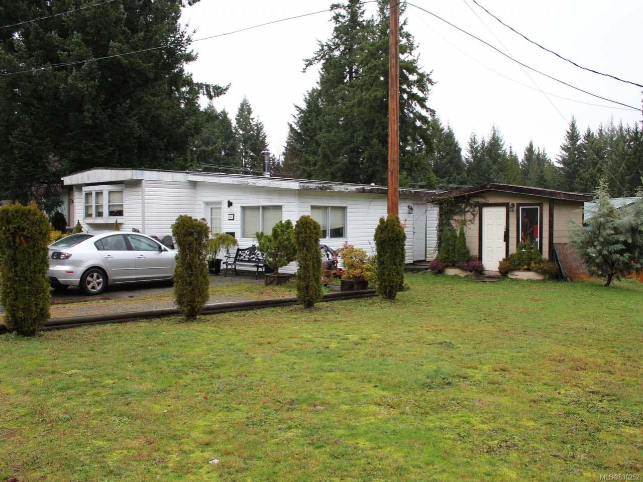Main Photo: 68 1901 E RYAN E ROAD in COMOX: CV Comox Peninsula Manufactured Home for sale (Comox Valley)  : MLS®# 830252