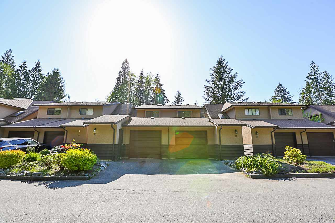 Main Photo: 11 12227 SKILLEN STREET in : Northwest Maple Ridge Townhouse for sale : MLS®# R2271123