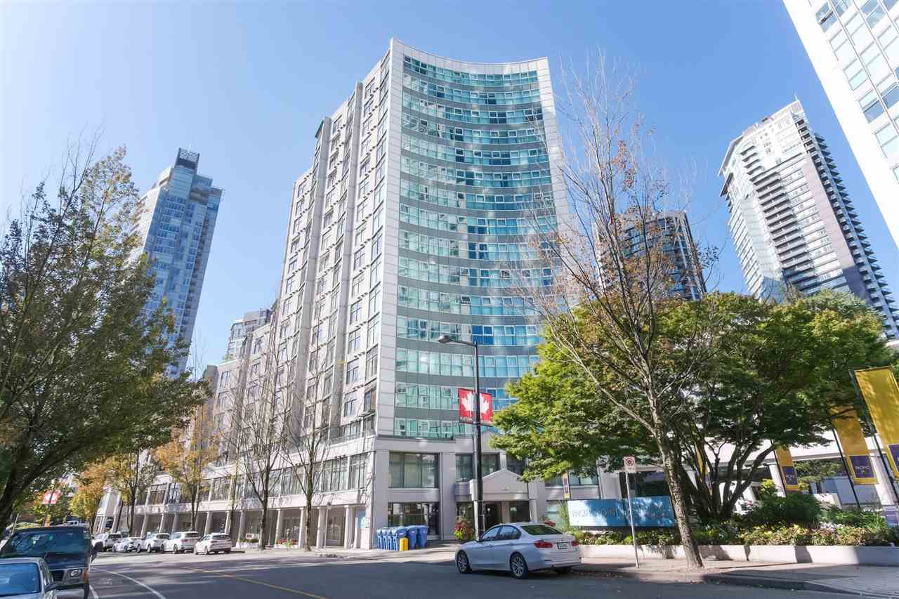 Main Photo: B1203 1331 HOMER STREET in Vancouver: Yaletown Condo for sale (Vancouver West)  : MLS®# R2463283