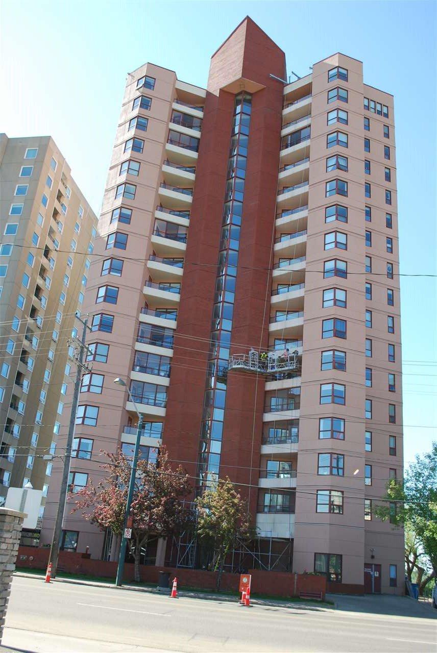 Main Photo: 1102 12319 JASPER Avenue in Edmonton: Zone 12 Condo for sale : MLS®# E4200319