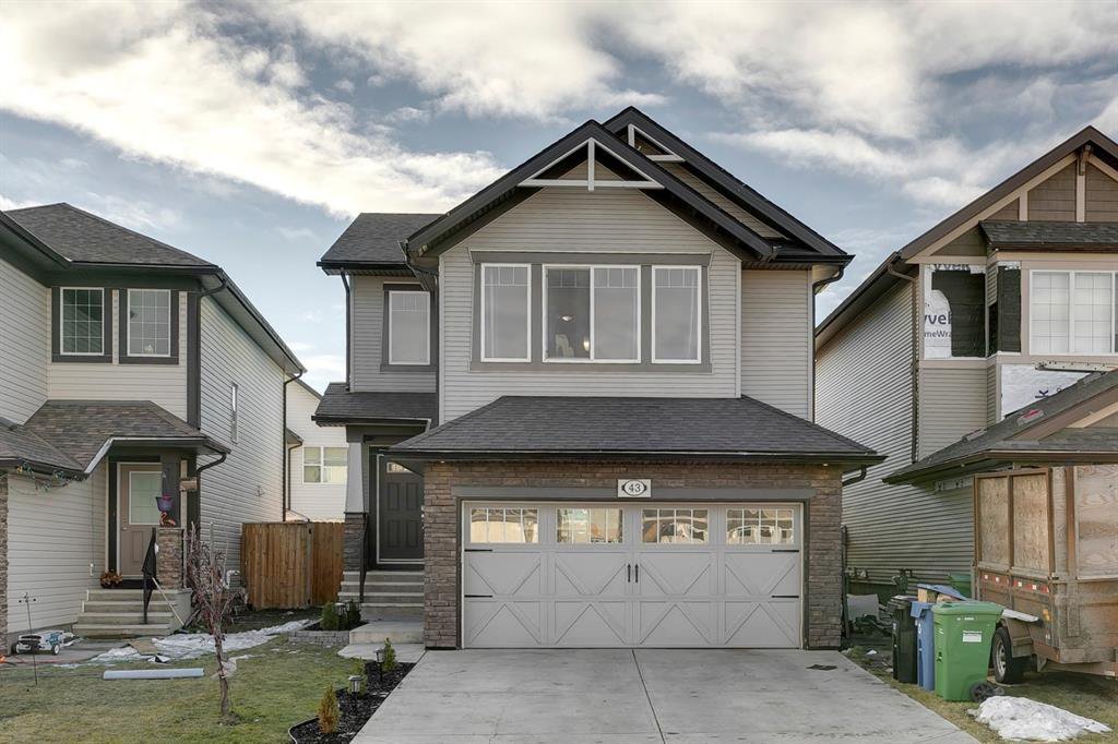 Main Photo: 43 Skyview Shores Link NE in Calgary: Skyview Ranch Detached for sale : MLS®# A1045860