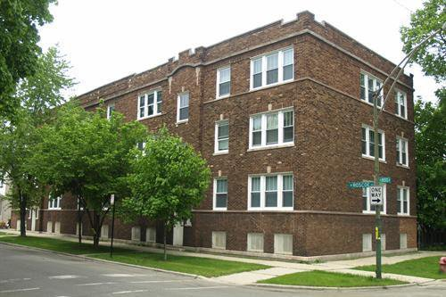 Main Photo: 3840 ROSCOE Street Unit 2 in CHICAGO: Avondale Rentals for rent ()  : MLS®# 08110966