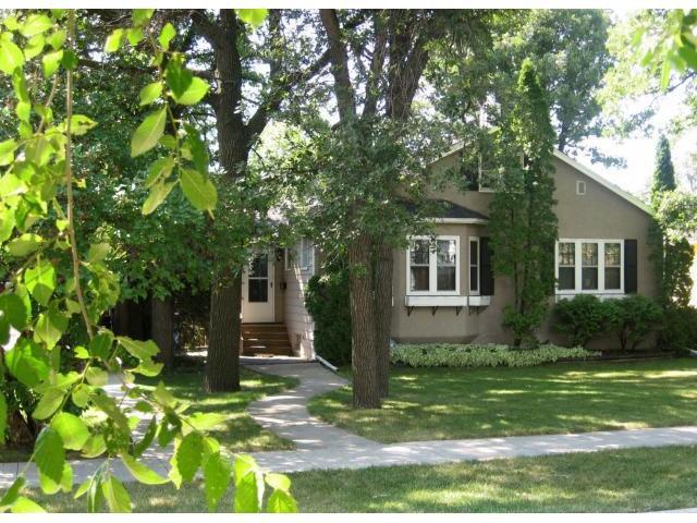 Main Photo: 326 Overdale Street in WINNIPEG: St James Residential for sale (West Winnipeg)  : MLS®# 1215888