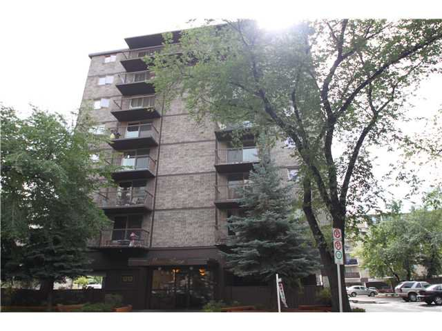 Main Photo: 701 1213 13 Avenue SW in CALGARY: Connaught Condo for sale (Calgary)  : MLS®# C3537086