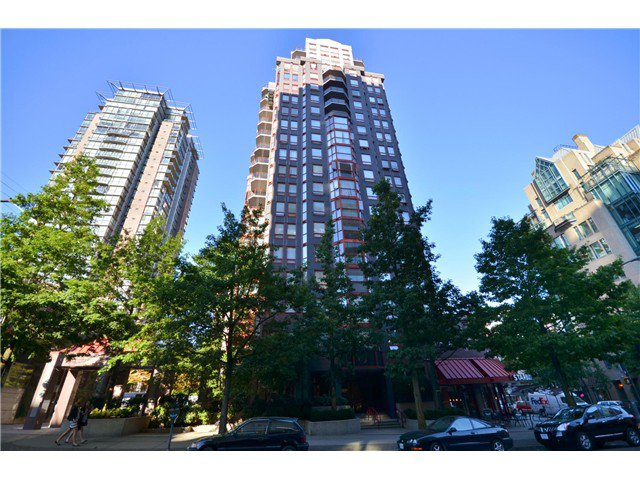 "Photo 1: Photos: 1302 811 HELMCKEN Street in Vancouver: Downtown VW Condo for sale in ""Imperial Tower"" (Vancouver West)  : MLS®# V972694"