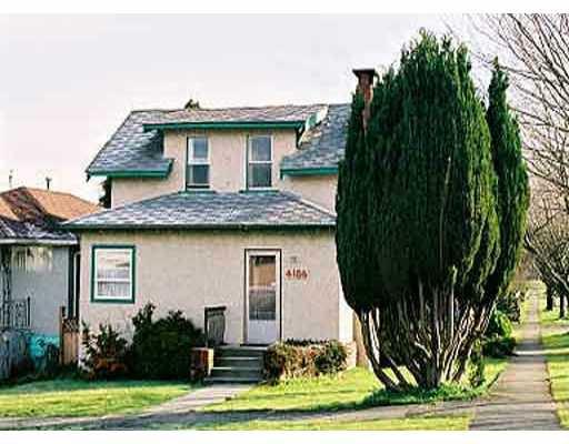 Main Photo: 1115 E 26TH AV in : Knight House for sale : MLS®# V275343