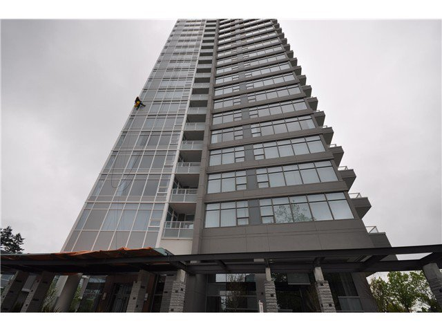 Main Photo: 2806 4880 BENNETT Street in Burnaby: Metrotown Condo for sale (Burnaby South)  : MLS®# V1023518