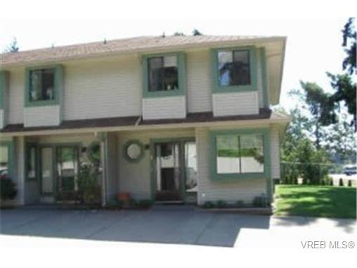 Main Photo: 1 748 Meaford Ave in VICTORIA: La Langford Proper Row/Townhouse for sale (Langford)  : MLS®# 317841