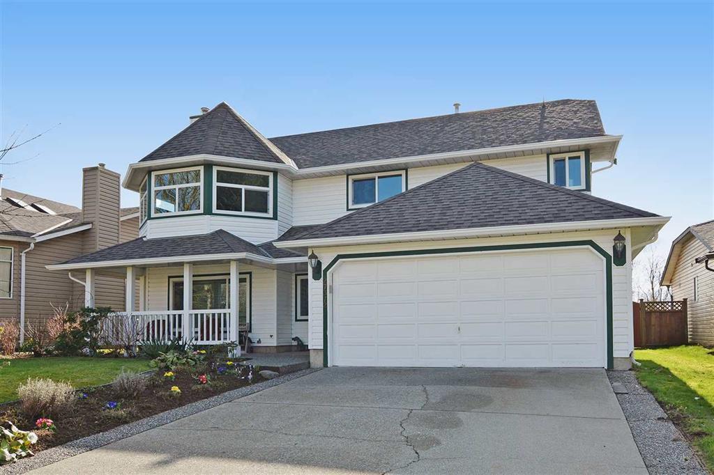 Main Photo: 27372 26B AVENUE in : Aldergrove Langley House for sale : MLS®# R2038003