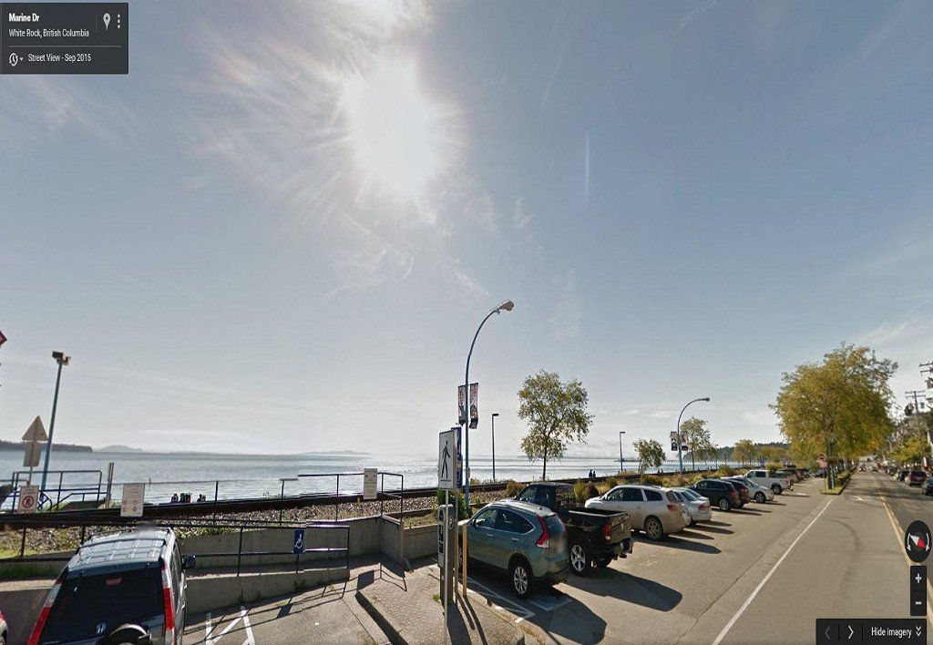 Photo 7: Photos: Ocean Front restaurant / office in White Rock in Kamloops in White Rock: Business with Property for sale