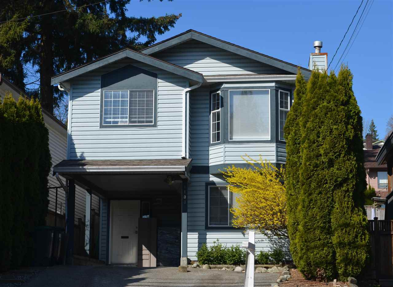 Main Photo: 1103 DEEP COVE ROAD in North Vancouver: Deep Cove House for sale : MLS®# R2348704