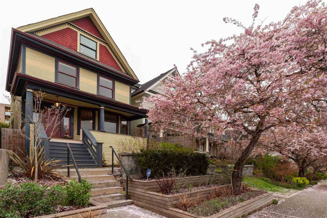 Main Photo: 623 E PENDER STREET in Vancouver: Mount Pleasant VE House for sale (Vancouver East)  : MLS®# R2356617