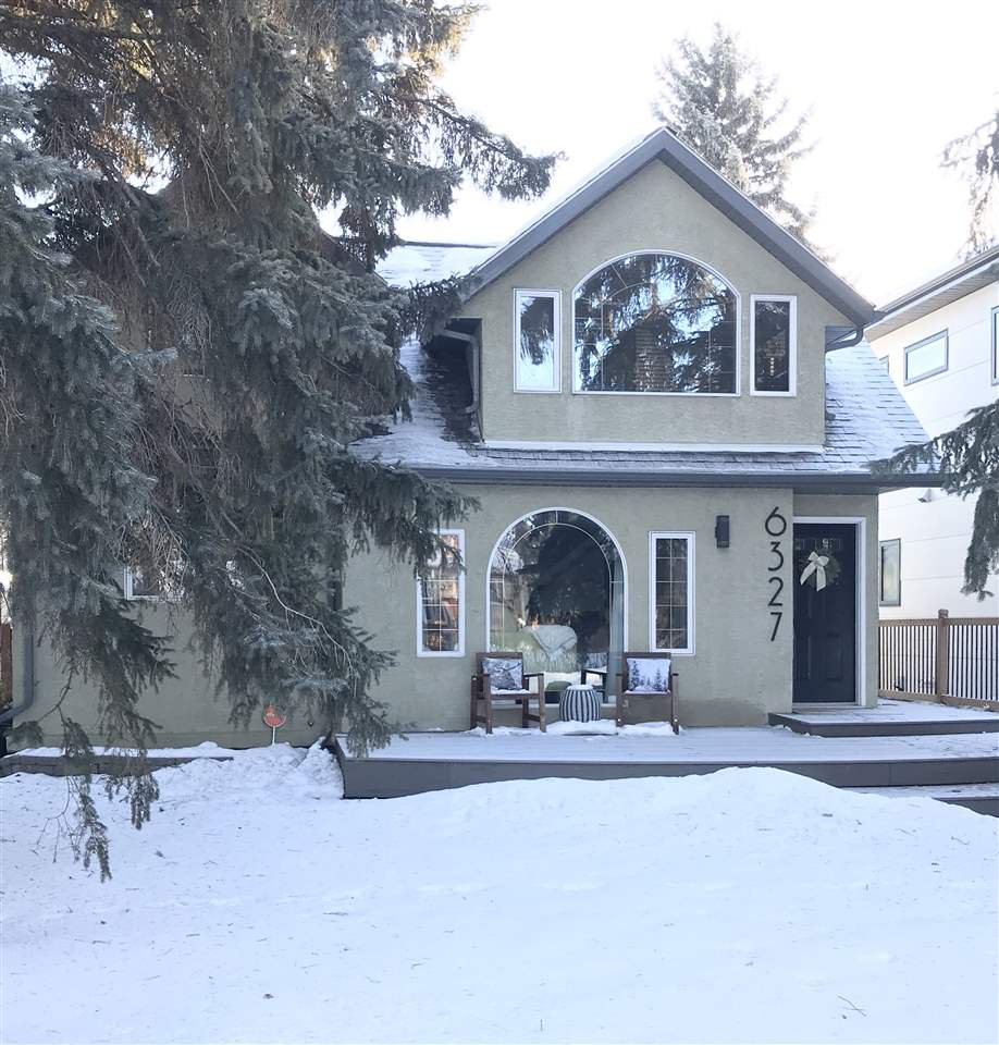 Main Photo: 6327 112 Street in Edmonton: Zone 15 House for sale : MLS®# E4186469