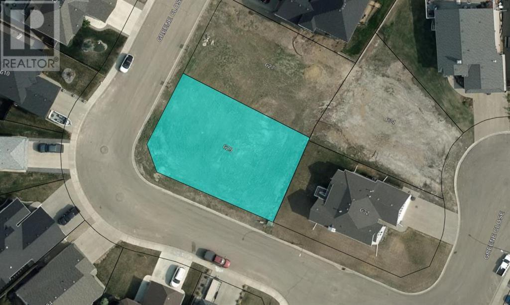 Main Photo: 629 Greene Close in Drumheller: Vacant Land for sale : MLS®# A1009551