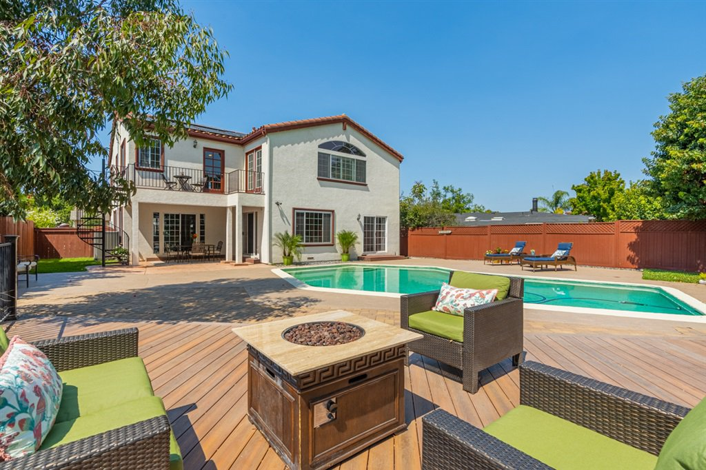 Main Photo: CLAIREMONT House for sale : 4 bedrooms : 4951 Edwin place in San Diego