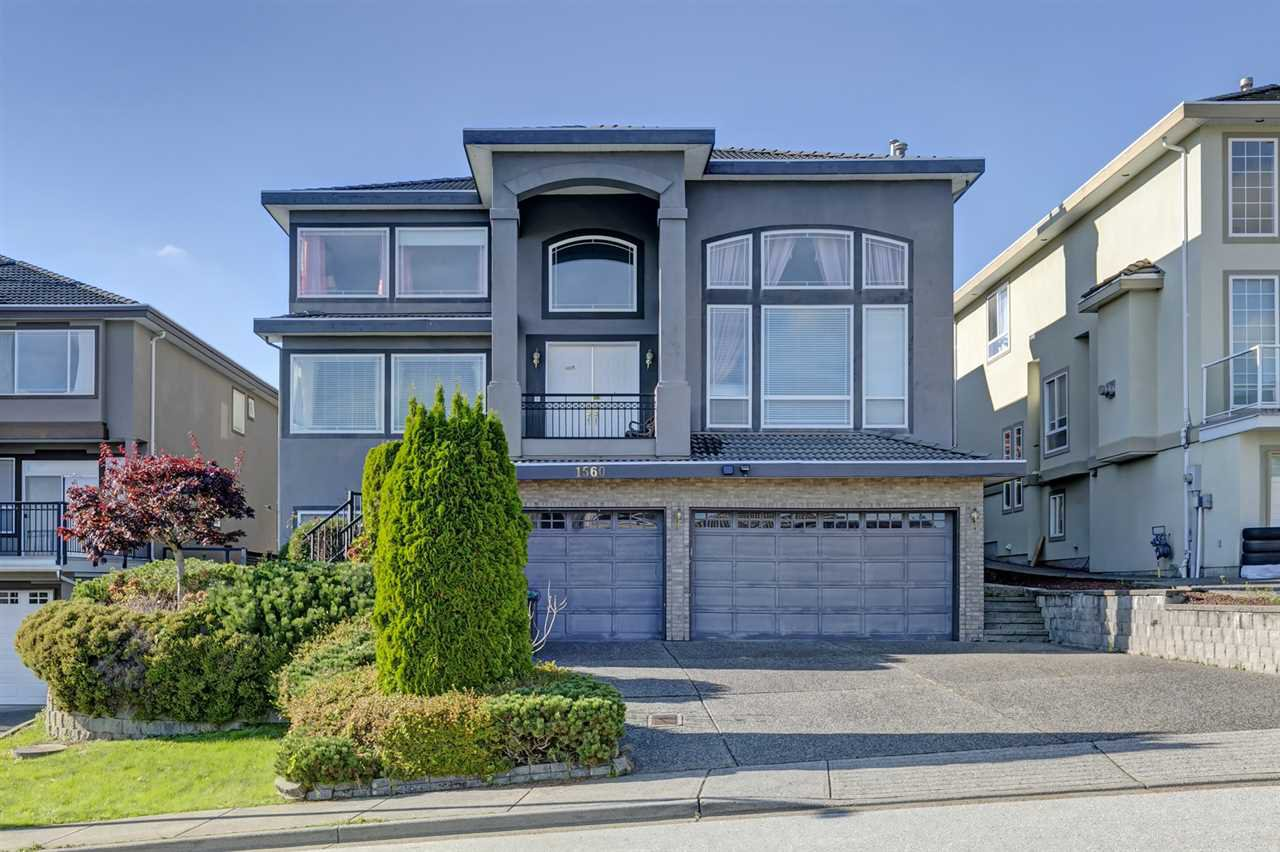 """Main Photo: 1560 PURCELL Drive in Coquitlam: Westwood Plateau House for sale in """"Westwood Plateau"""" : MLS®# R2514539"""