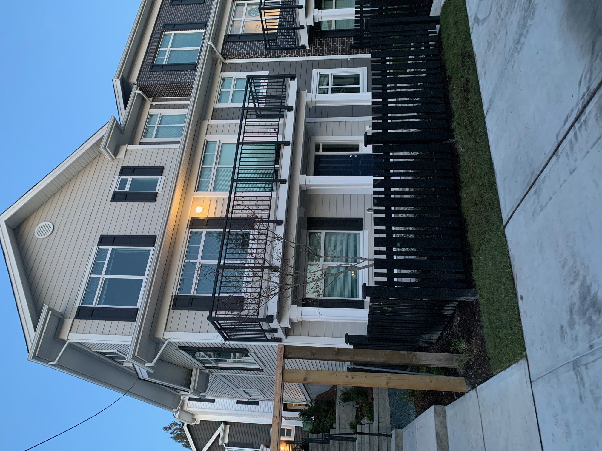 New townhome at Rocklin On The Creek.