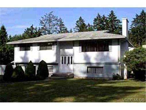 Main Photo:  in BRENTWOOD BAY: CS Brentwood Bay Single Family Detached for sale (Central Saanich)  : MLS®# 350084