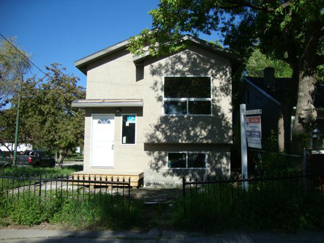 Main Photo: 198 YOUVILLE Street in WINNIPEG: St Boniface Residential for sale (South East Winnipeg)  : MLS®# 1307950