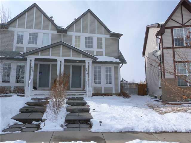 Main Photo: 254 ELGIN VW SE in CALGARY: McKenzie Towne House for sale (Calgary)  : MLS®# C3605871