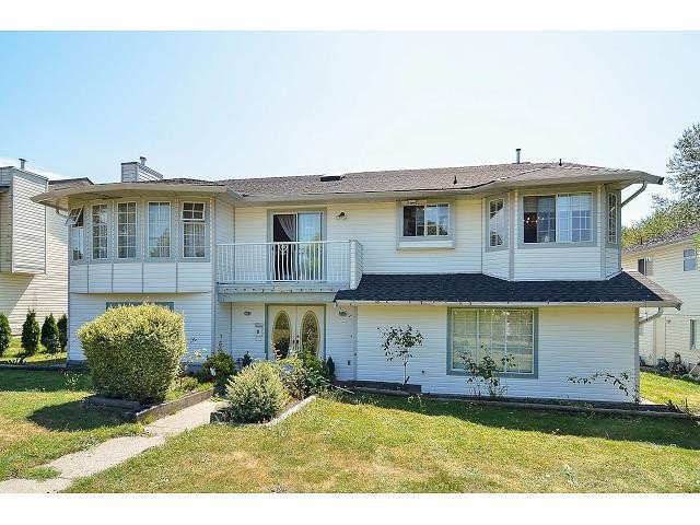 Main Photo: 15510 84TH Avenue in Surrey: Fleetwood Tynehead House for sale : MLS®# F1419229
