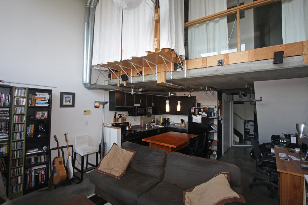 Photo 3: Photos: 420 289 Alexander Street in Vancouver: Condo for sale : MLS®# V1018640