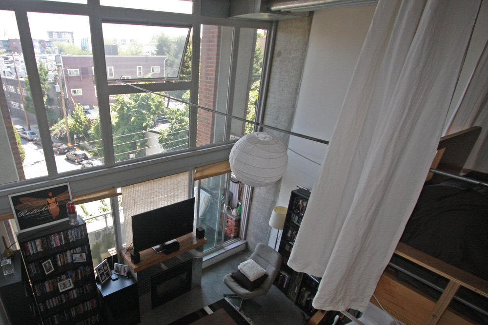 Photo 4: Photos: 420 289 Alexander Street in Vancouver: Condo for sale : MLS®# V1018640