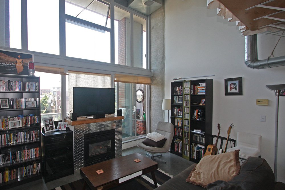 Photo 10: Photos: 420 289 Alexander Street in Vancouver: Condo for sale : MLS®# V1018640