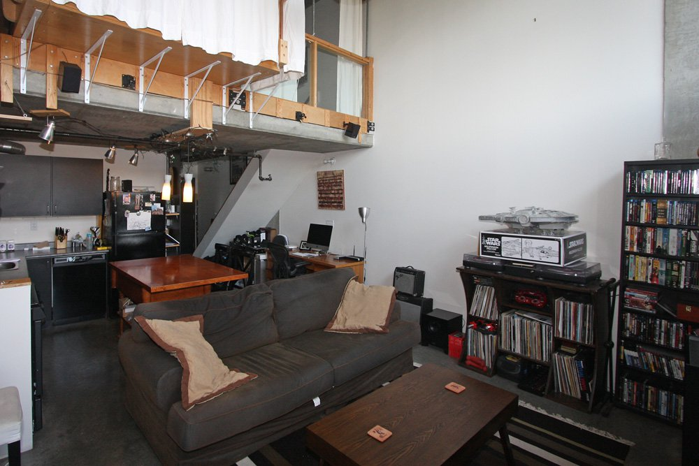 Photo 2: Photos: 420 289 Alexander Street in Vancouver: Condo for sale : MLS®# V1018640