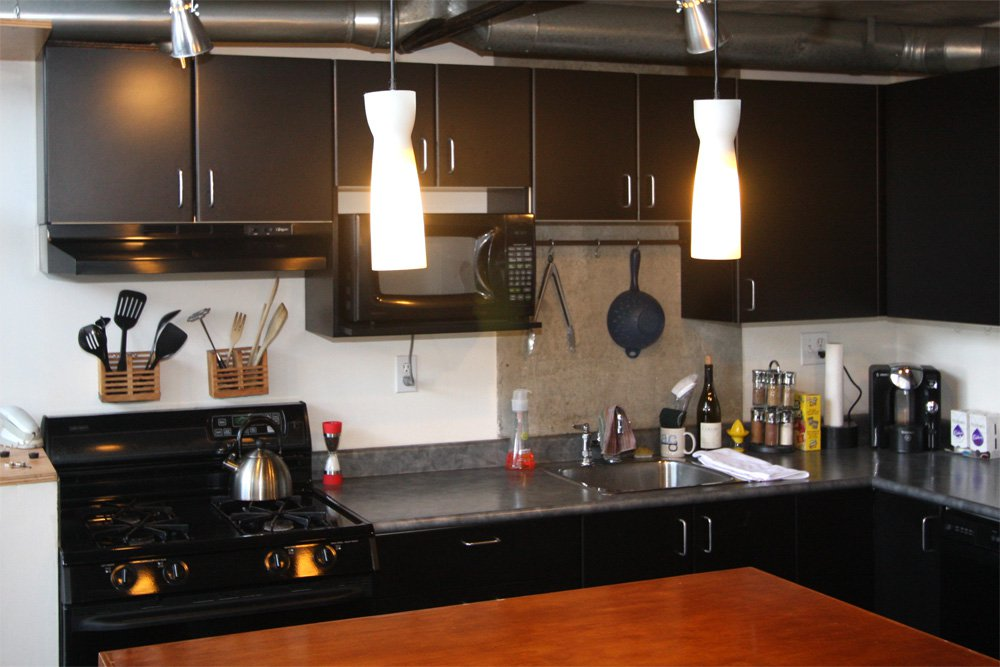 Photo 5: Photos: 420 289 Alexander Street in Vancouver: Condo for sale : MLS®# V1018640