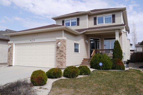 Main Photo: 942 Aldgate Road in Winnipeg: River Park South Single Family Detached for sale (South Winnipeg)  : MLS®# 1511696