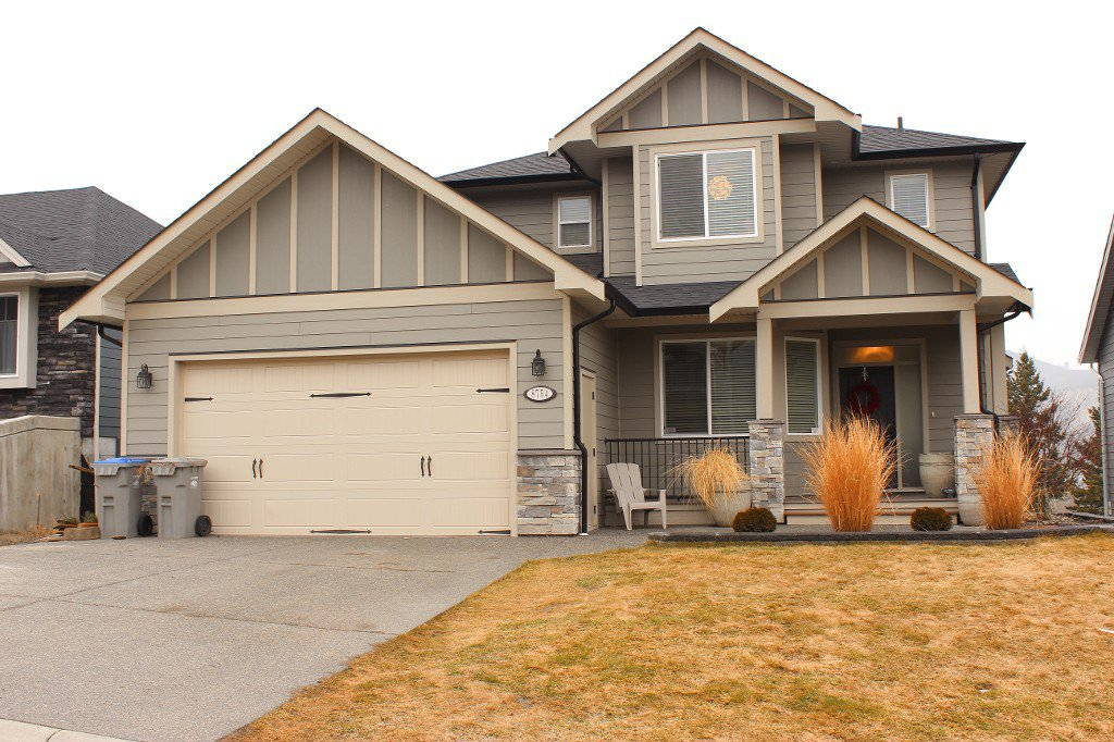 Photo 1: Photos: 8754 Badger Drive in Kamloops: Campbell Creek/Del Oro House for sale : MLS®# 132858