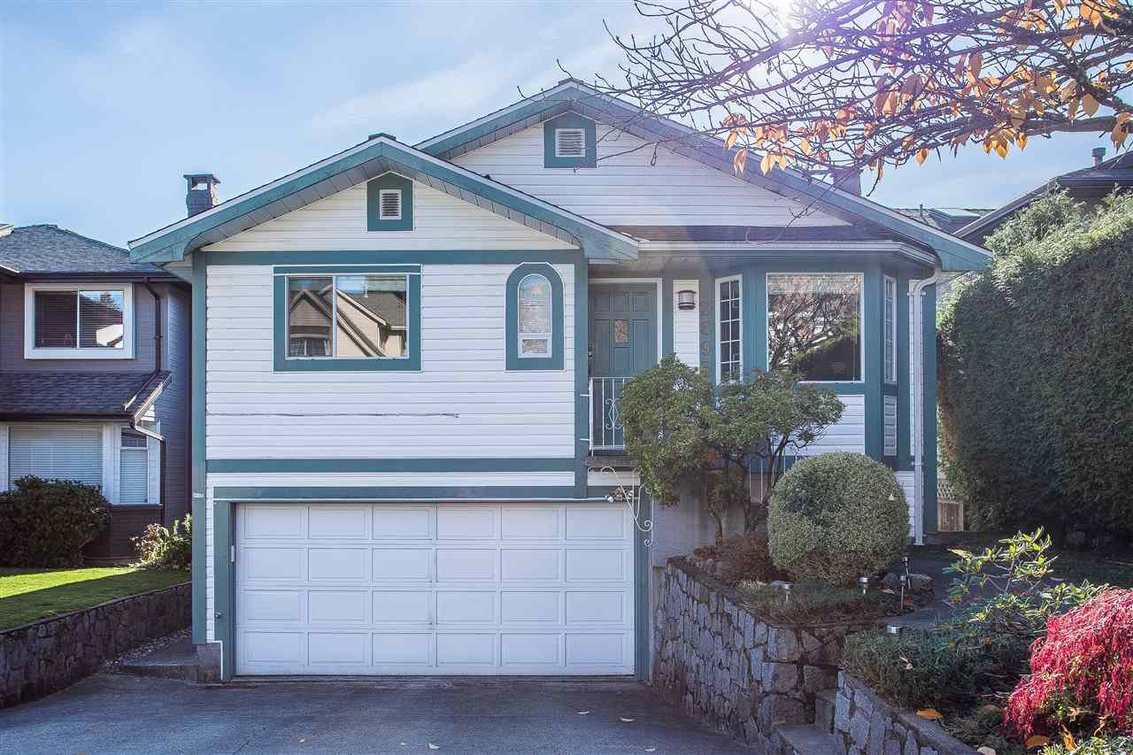 Main Photo: 2893 MUNDAY Place in North Vancouver: Tempe House for sale : MLS®# R2417734