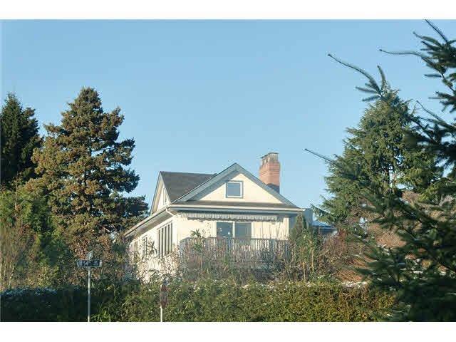 Main Photo: 6975 LABURNUM STREET in : Kerrisdale House for sale : MLS®# V1095619