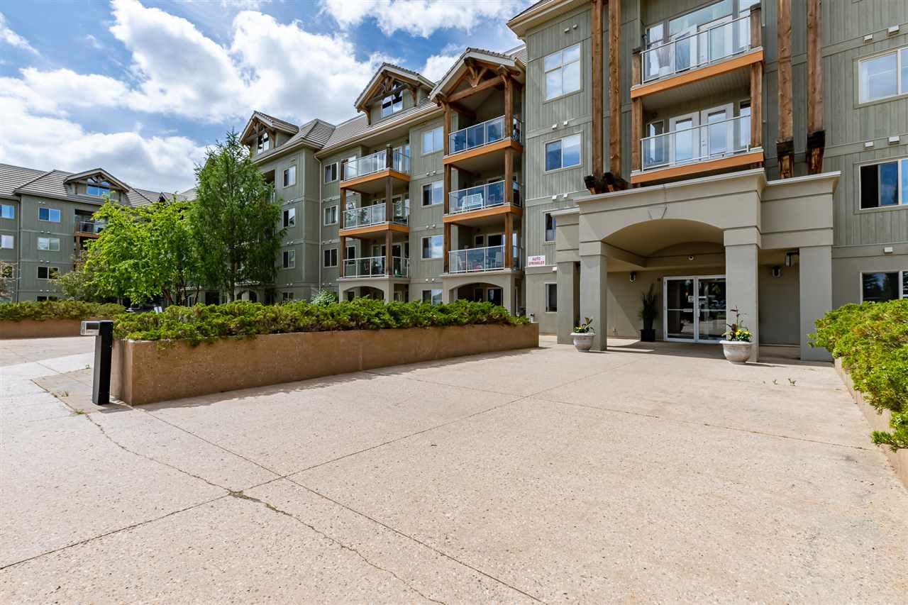 Main Photo: 326 278 Suder Greens Drive in Edmonton: Zone 58 Condo for sale : MLS®# E4202894