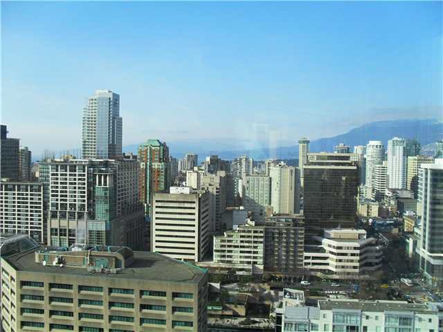Main Photo: # 2609 833 SEYMOUR ST in Vancouver: Downtown VW Condo for sale (Vancouver West)  : MLS®# V871734