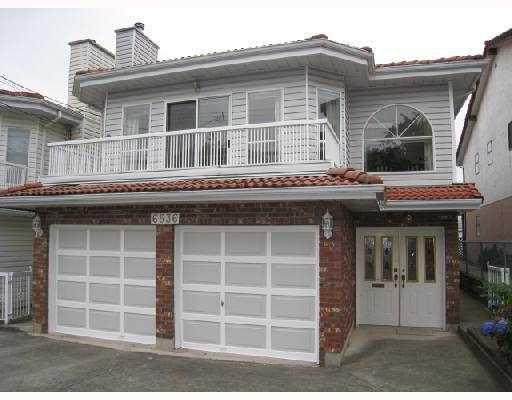 Main Photo: 6536 RANDOLPH AV in Burnaby: Upper Deer Lake House for sale (Burnaby South)  : MLS®# V753802