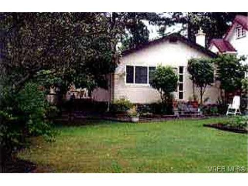 Main Photo: 2897 Austin Ave in VICTORIA: SW Gorge Single Family Detached for sale (Saanich West)  : MLS®# 168887