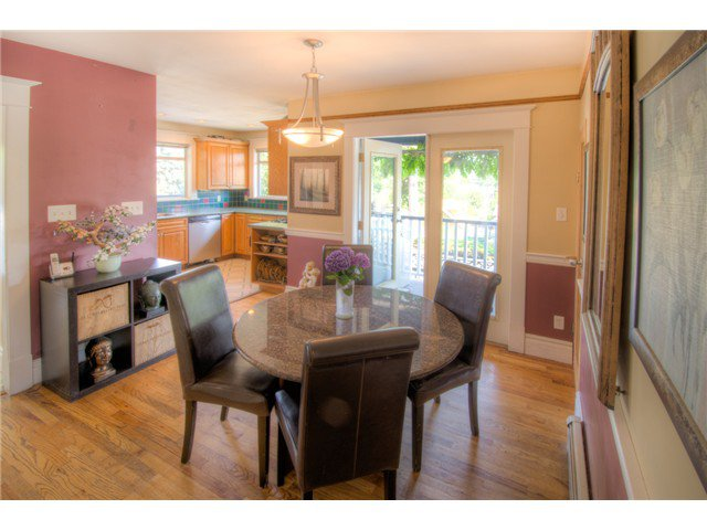 """Photo 6: Photos: 917 SECOND Street in New Westminster: GlenBrooke North House for sale in """"GLENBROOKE NORTH"""" : MLS®# V1075704"""