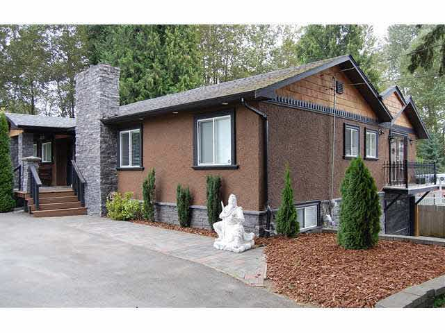 Main Photo: 2949 FLEMING AVENUE in COQUITLAM: Meadow Brook House for sale (Coquitlam)