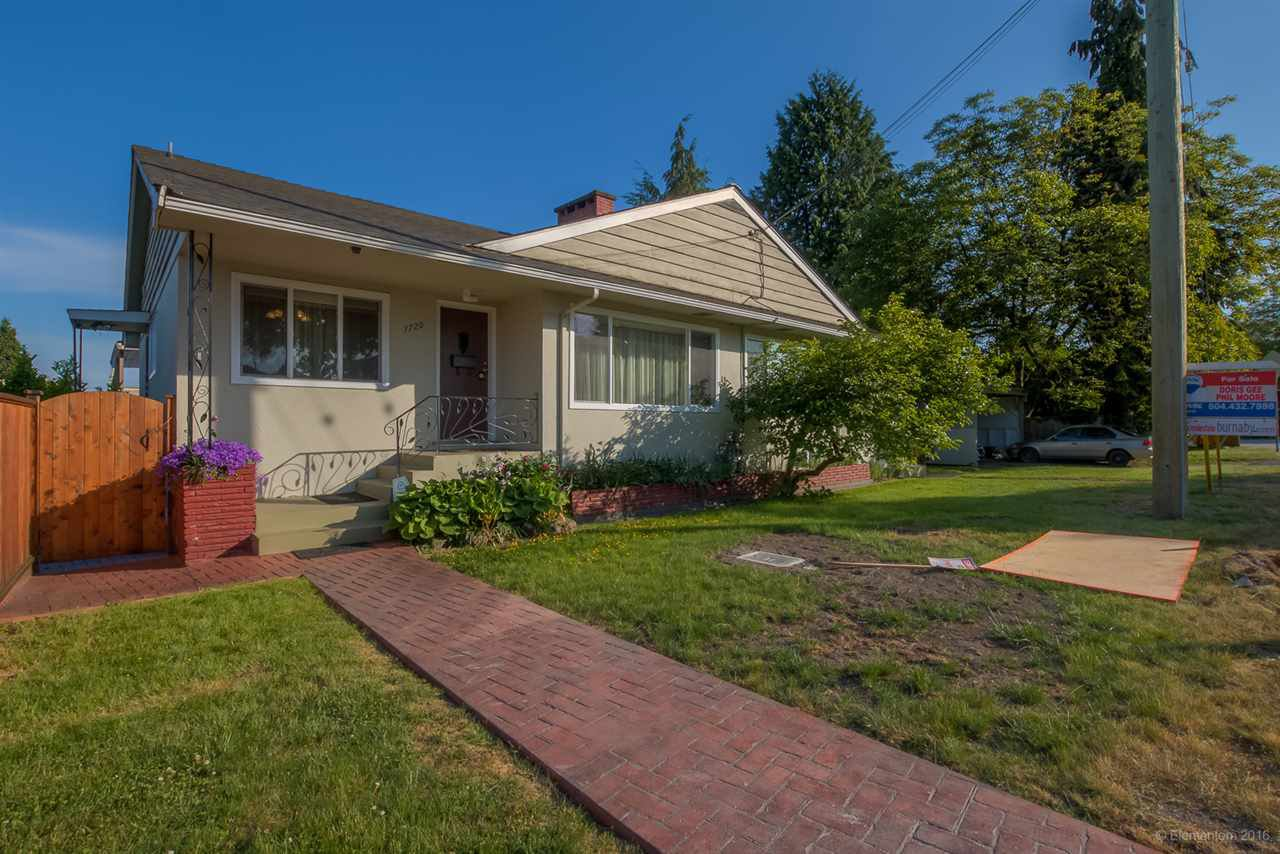 Main Photo: 7720 GRAHAM AVENUE in Burnaby: East Burnaby House for sale (Burnaby East)  : MLS®# R2070842