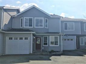 Main Photo: 112 22950 116 in Maple Ridge: Townhouse for sale : MLS®# R2282250