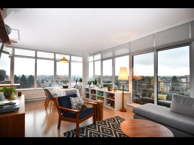Main Photo: #903 - 2788 Prince Edward St, in Vancouver: Mount Pleasant VE Condo for sale (Vancouver East)  : MLS®# R2319534