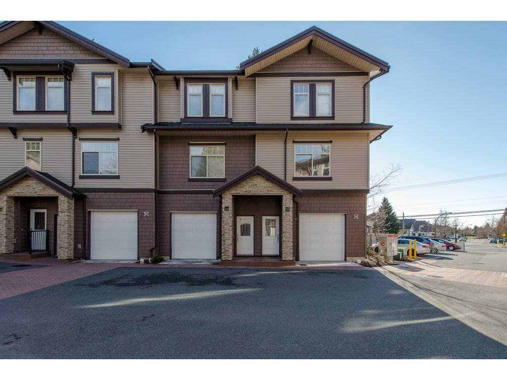 Main Photo: 33 2950 Lefeuvre in Abbotsford: Aberdeen Townhouse for sale : MLS®# R2248304