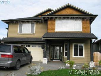 Main Photo: 794 Harrier Way in VICTORIA: La Bear Mountain Single Family Detached for sale (Langford)  : MLS®# 415760
