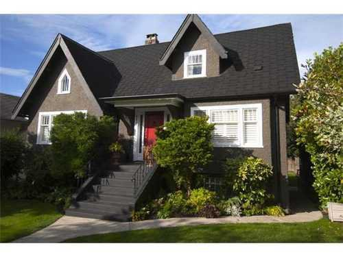 Main Photo: 6637 BEECHWOOD Street in Vancouver West: Home for sale : MLS®# V852461