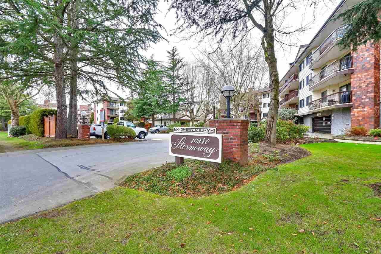 Main Photo: 105 10160 RYAN ROAD in : South Arm Condo for sale : MLS®# R2293929